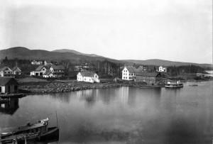 East Cove Greenville Circa 1900